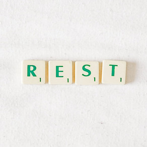 Why rest days are so important
