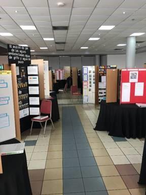 CMA participated as Judge in Science Fair