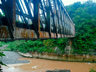 Rehabilitation of Historical Steel Bridge No. 321