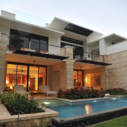 Ritz Carlton Dorado Beach - Villa Fachad