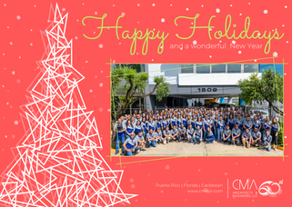 Happy Holidays and a Wonderful New Year!