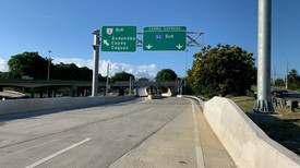 CMA is inspecting the DTL that will alleviate Caguas-San Juan  traffic
