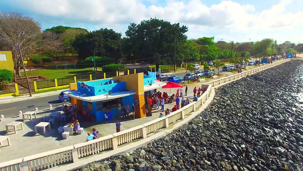 Cafelados @ Paseo Real Marina - Aguadilla, PR