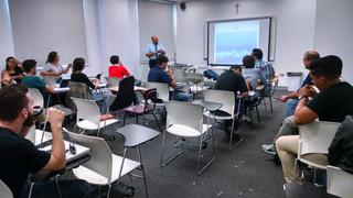 CMA Architects  teach at recognized Architecture Schools