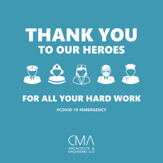 Thank you to our heroes!