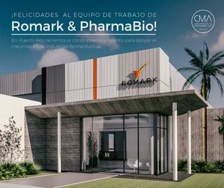 Romark en Manatí recibe aprobación del FDA