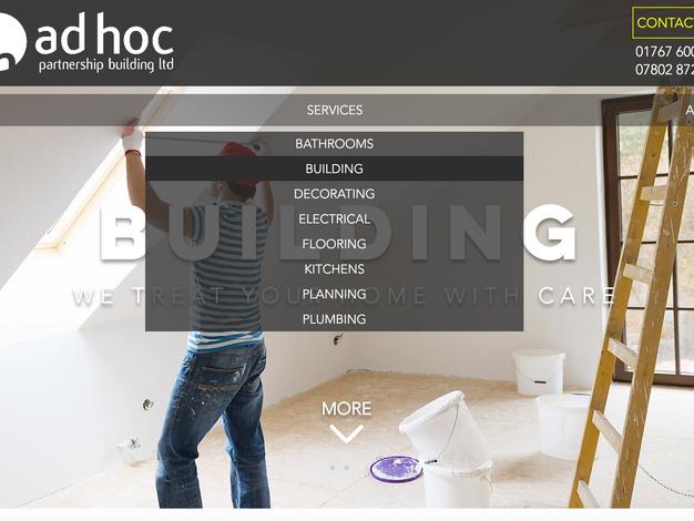 Adhoc Partnership Building Ltd