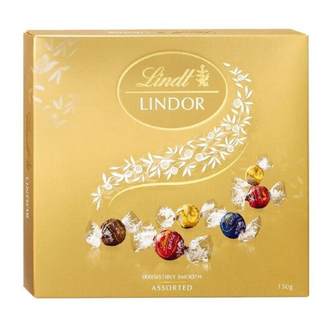 Lindt Lindor Assortment of Chocolates
