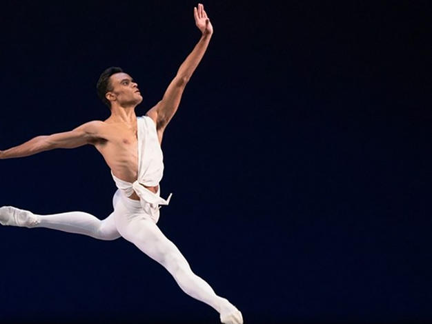 Balanchine and Black lives