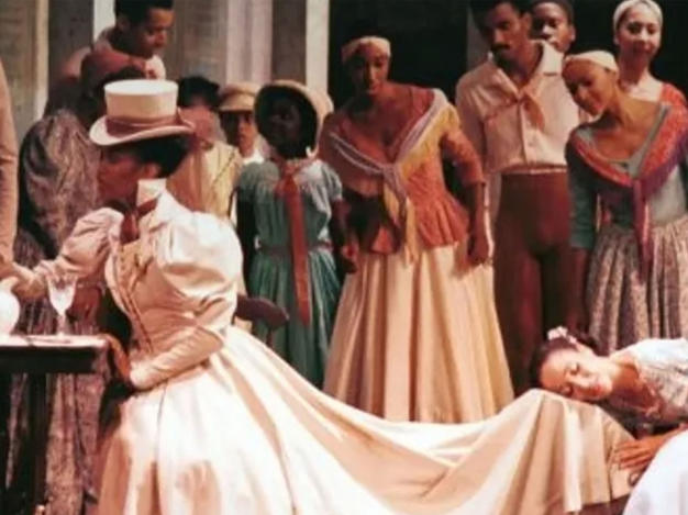 """Creole Giselle"" and the power of reclaimed art"