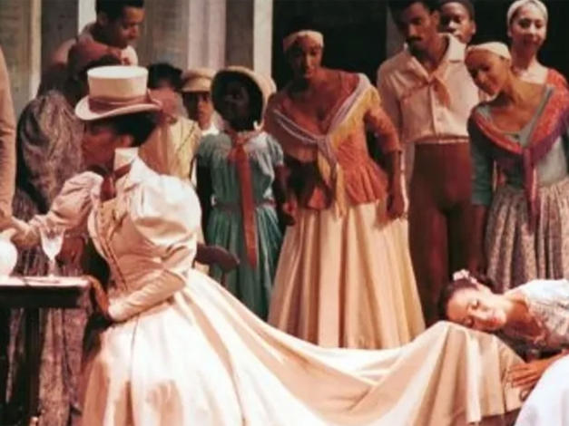 """""""Creole Giselle"""" and the power of reclaimed art"""