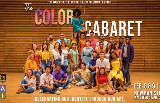 Color Cabaret celebrates BIPOC in theater