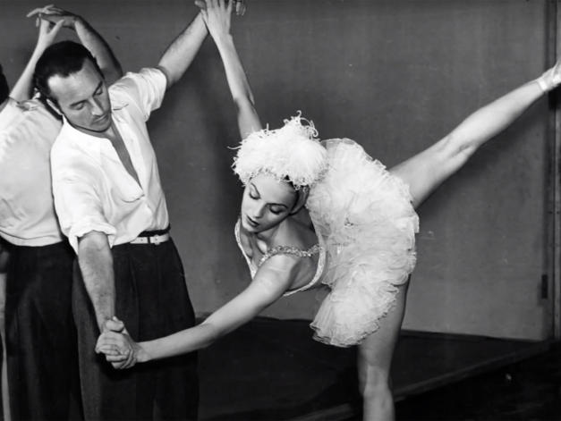 Important but not perfect: Balanchine