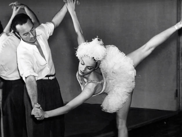 Important but not perfect: Balanchine