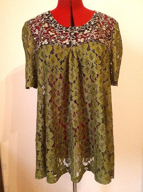 blouse guipure (à partir de)