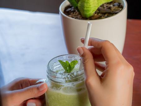 Piña Colada Protein Smoothie Recipe