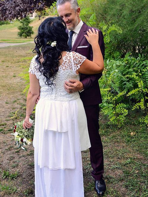 Robe de mariée (à partir de)