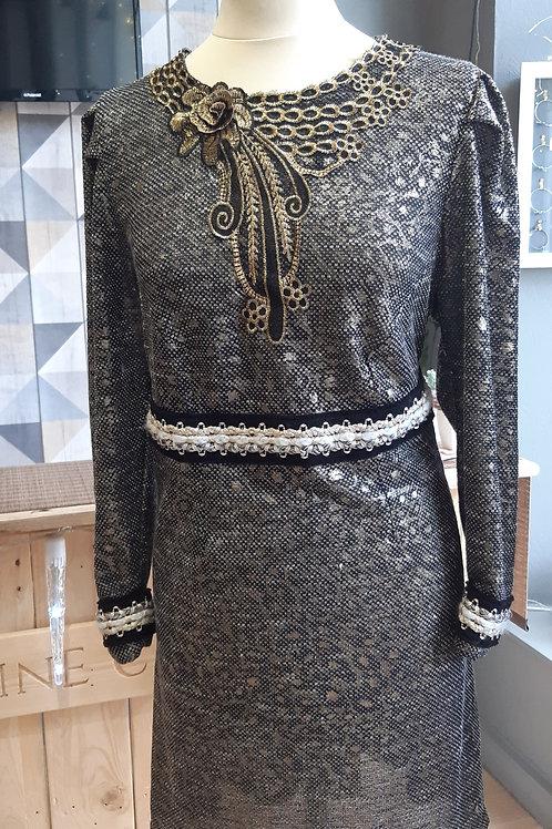 Robe inspiration Chanel (à partir de)