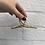 Thumbnail: Gouden haarspeld/klem