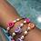 Thumbnail: Armband smiley schakelketting