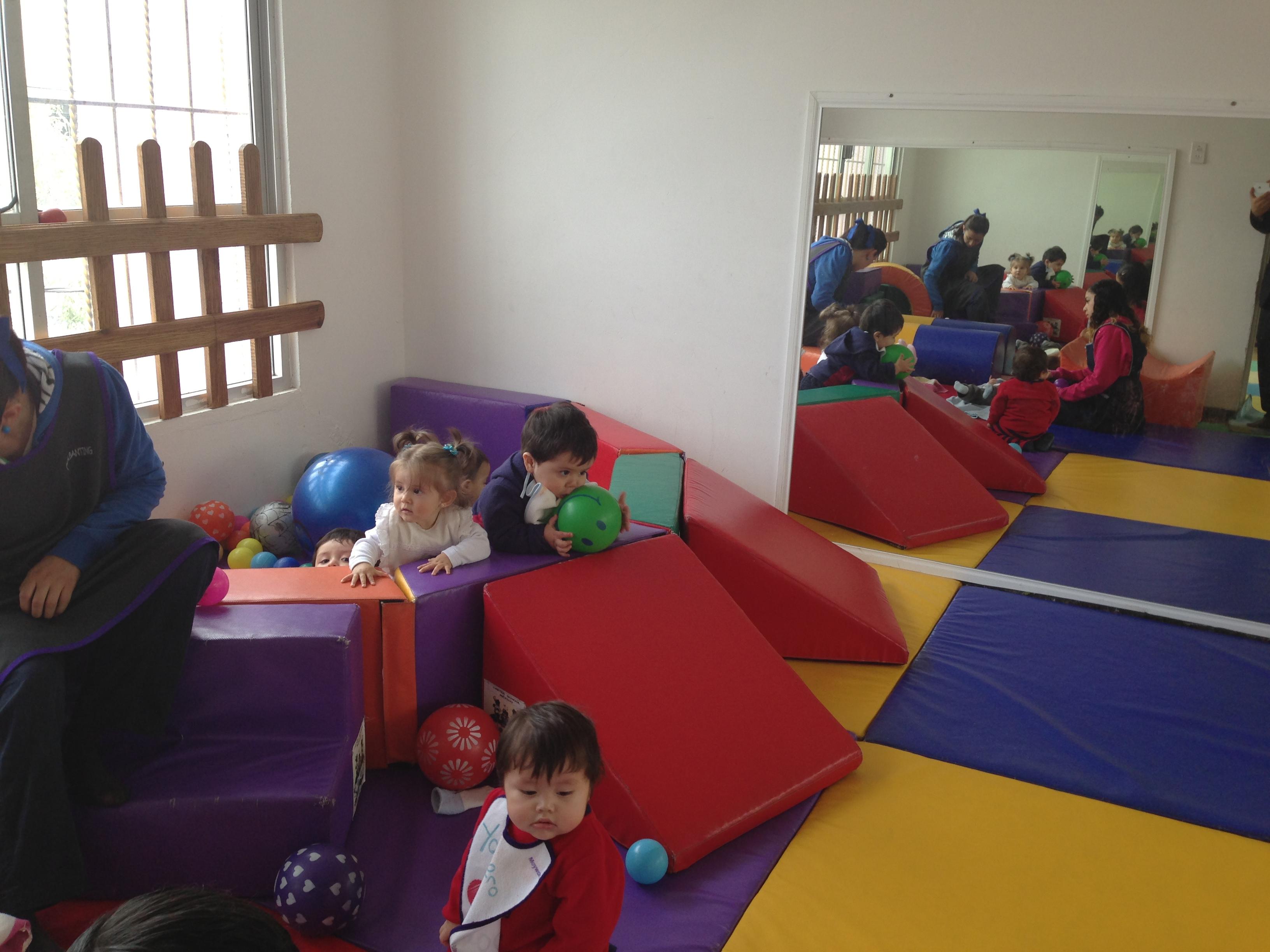 Kinder con Estimulación Temprana