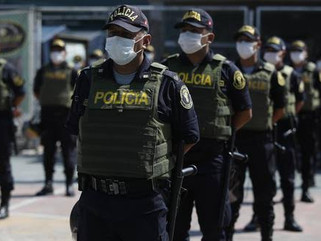 CRECE DESCONTENTO EN LA POLICIA NACIONAL.