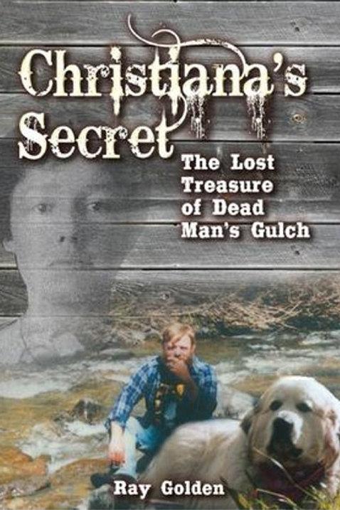 SIGNED COPY Christiana's secret The Lost Treasure