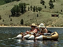 RENT Self-Propelled Inflatable Boat $50-$80