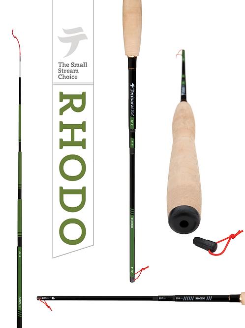 Rhodo Tenkara Rod