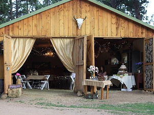 Glamping / event center