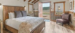 Luxury cabins in Lake George