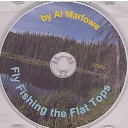MAP CD: Fly Fishing the Flat Tops