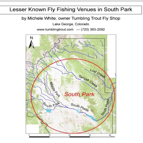 Lesser Known Fly Fishing Venues