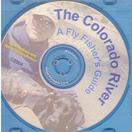 MAP CD: The Colorado River - a Fly Fisher's Guide