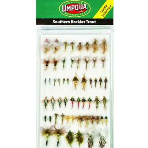 Umpqua Fly Assortment South Rockies LIGHT
