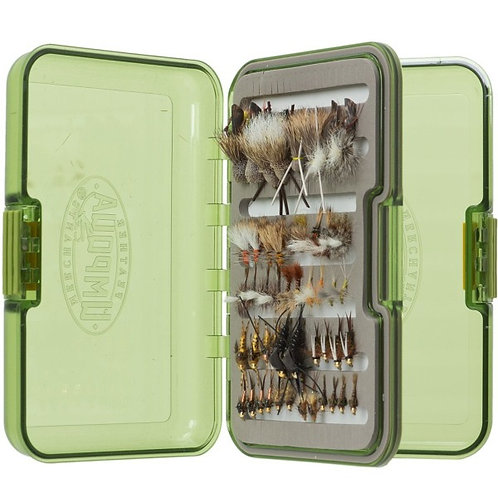 Umpqua Fly Collection Rockies Trout w Fly Box