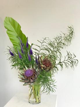 Weekly flower arrangements