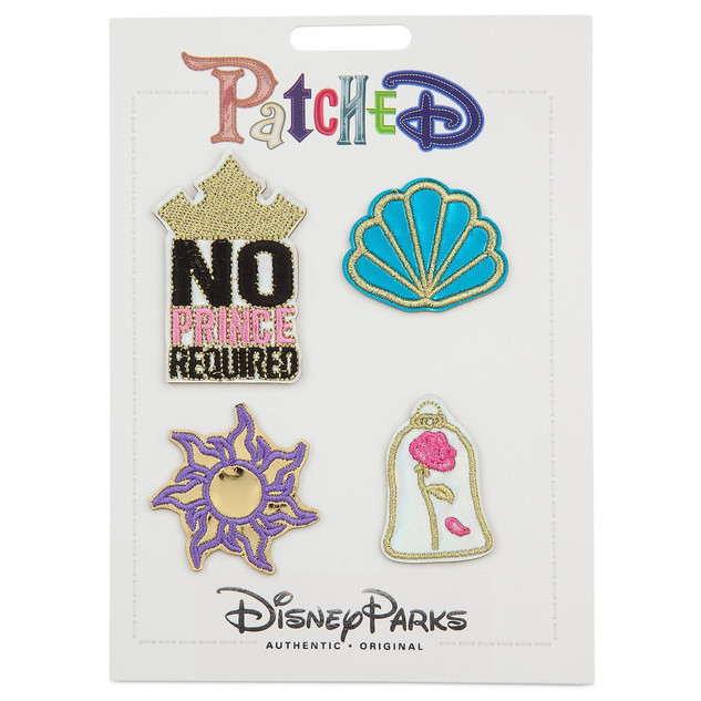 Disney Parks Patched Collection