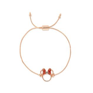 Charming Charlie Rose Gold Minnie Bracelet