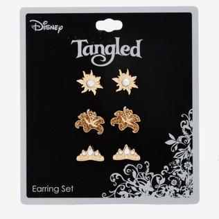 Hot Topic Tangled Earrings Set