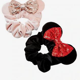 Hot Topic Minnie Scrunchies