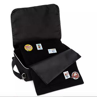 Trading Pin Bag Interior