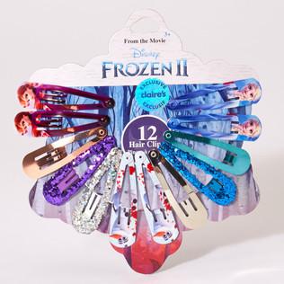 Claire's Frozen 2 Snap Clip Set