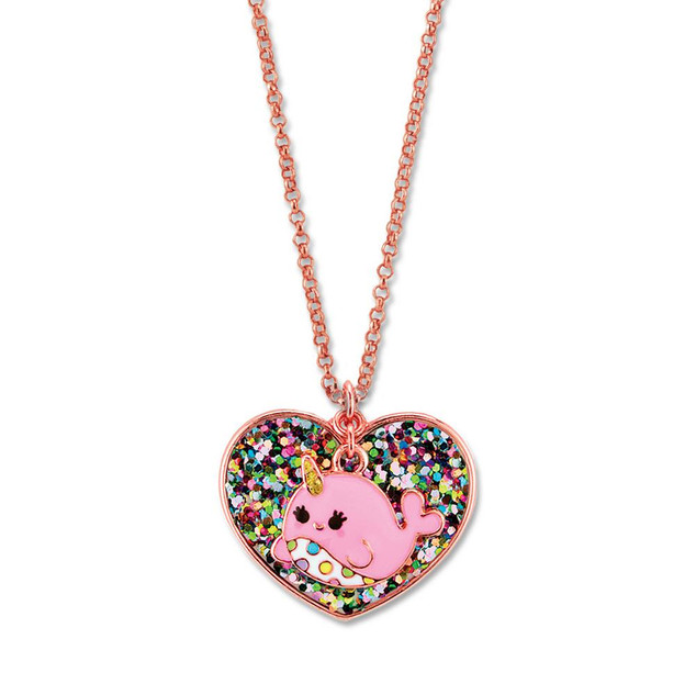 CharmIt Narwhal Necklace