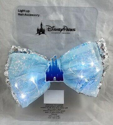 Disney Parks Light Up Cinderella Hair Bow
