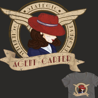 Marvel's Agent Carter Shirt