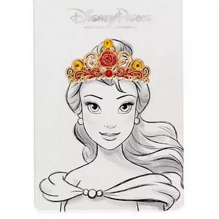 Disney Parks Die Cast Enamel Pin