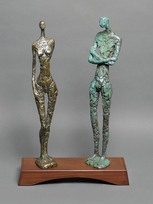 Two Figures I
