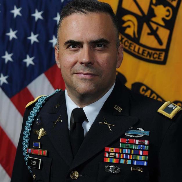 Commander, 5th Brigade