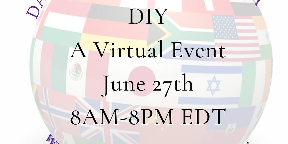 June DIY (Day of International Yoga)